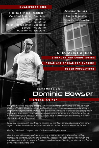 Dominic Bowser